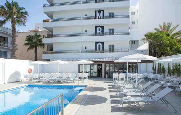 Hotel Mix Colombo in S' Illot Mallorca