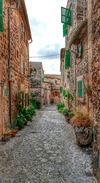 Mix Hotels calles de Valldemossa