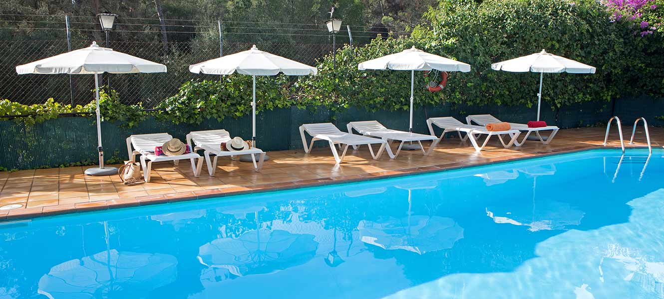 adults swimming pool Hotel Mix Alea 3*