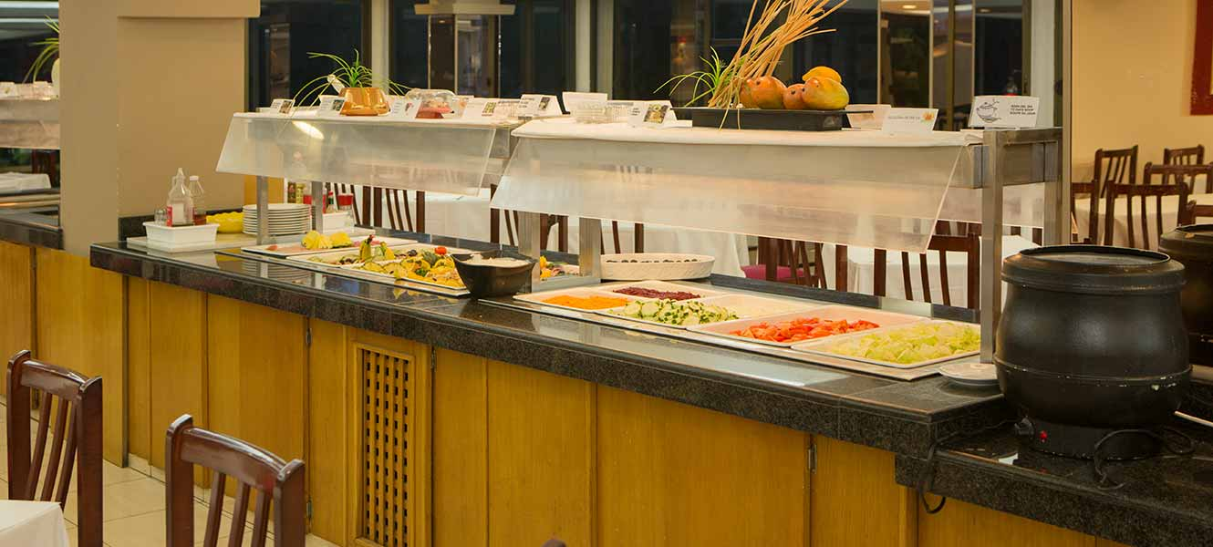 delicious buffet mix alea hotel 3*