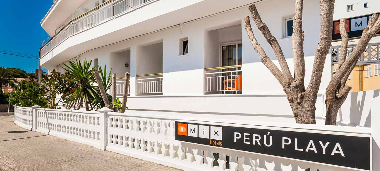 Exterior area Mix Peru Playa Hotel