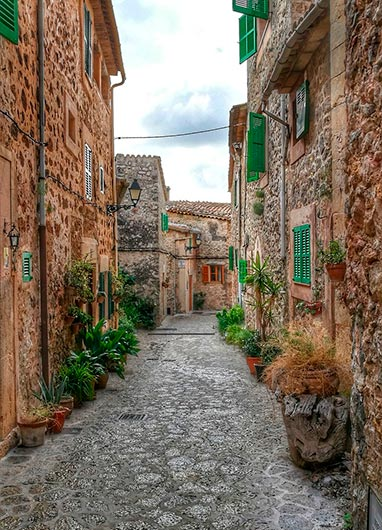 Mix Hotels streets of valldemossa