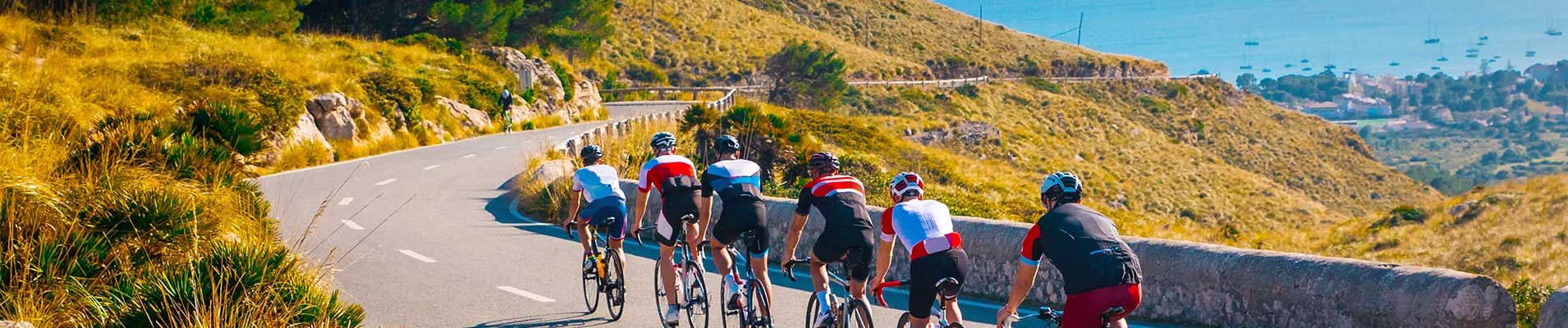 ciclismo con Mix Hotels